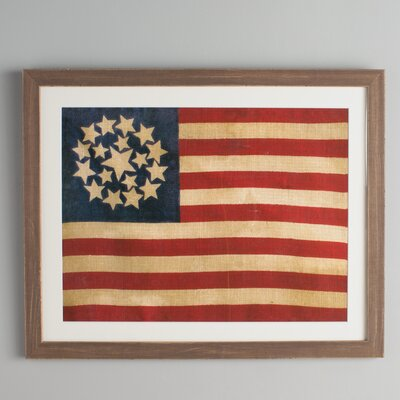 Patriotic Flag Wall Art