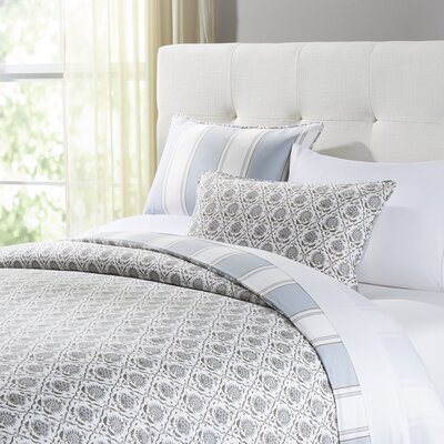 Gloria Comforter Size: Full/Queen