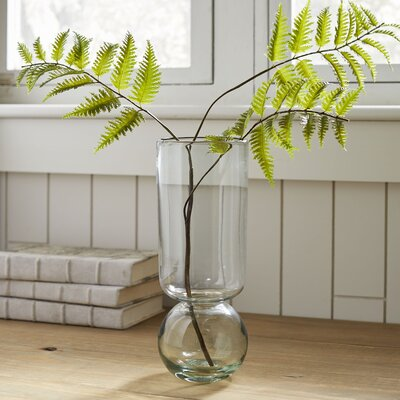 Recycled Glass Bulb Vase (Set of 4)