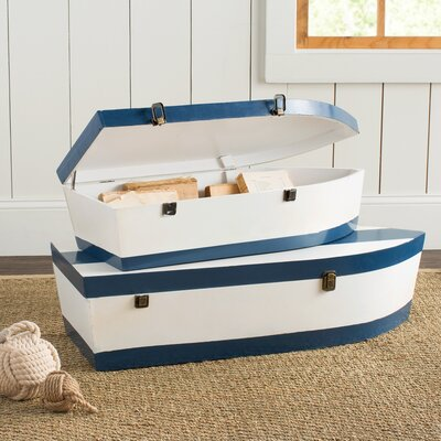 Wooden Boat Trunks