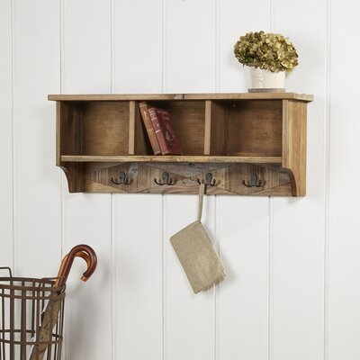 Revive Fowles Wall Mounted Coat Rack