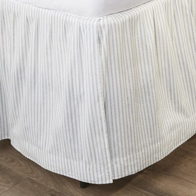 Jeanette Bed Skirt Size: Queen
