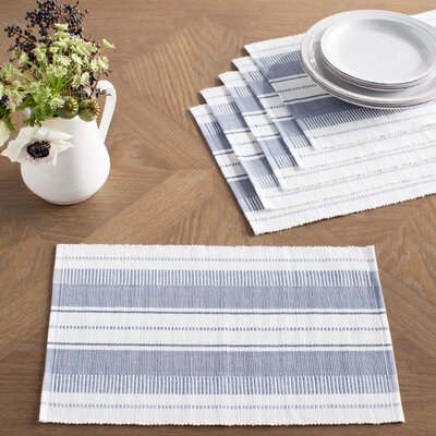 Gartmore Placemats Color: Blue