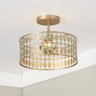 Ebsworth Semi Flush Mount