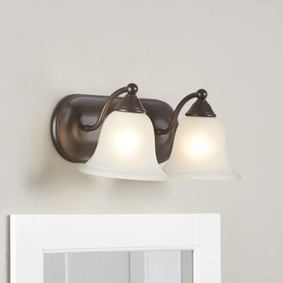 Olney 2-Bulb Vanity Light