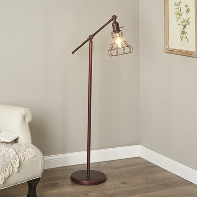 Collyer 52 LED Task Floor Lamp