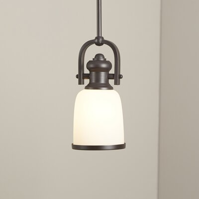 Somers 1-Light Mini Pendant