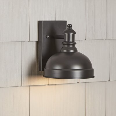 Dasent 1-Light Armed Sconce