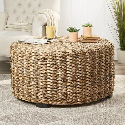 Birch Lane Claiborne Woven Coffee Table