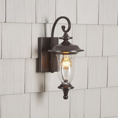 Quarry 1-Light Outdoor Wall Lantern