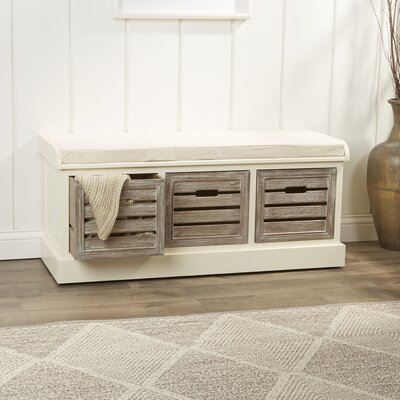 Ingham Storage Bench