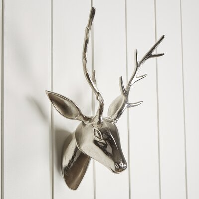 Reindeer Bust Wall Decor