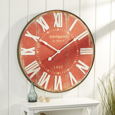 Astell Oversized Wall Clock