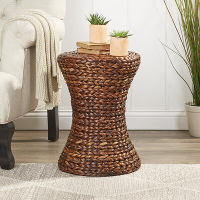 Selkirk Woven Side Table