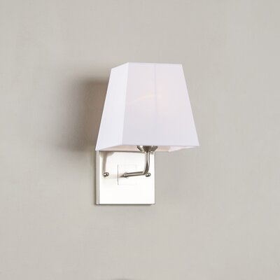 Highmore 1-Light Wall Sconce Bulb Type: 75W Med. Bulb