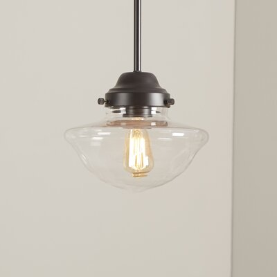 Pitt Mini Pendant Finish: Oil Rubbed Bronze