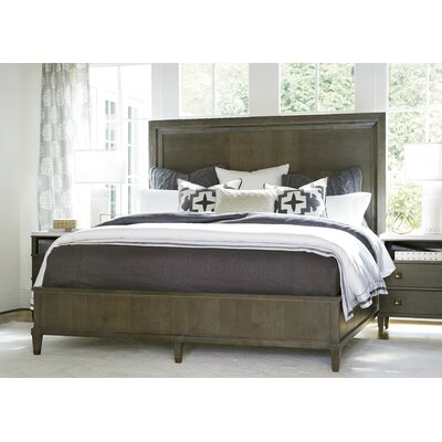 Deloitte Upholstered Panel Bed