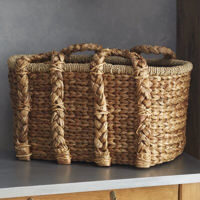 Handled Storage Basket