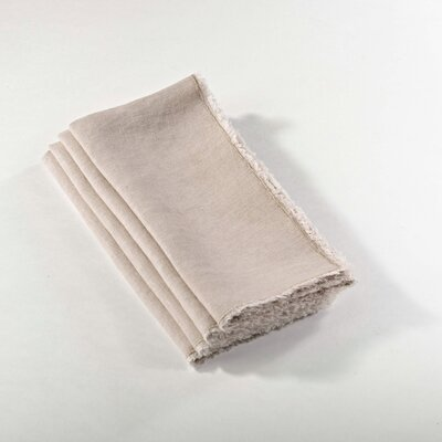 Sunderland Napkins Color: Natural
