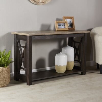 Judd Console Table