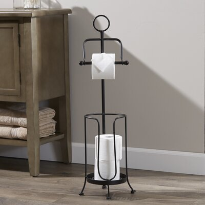 Birch Lane Metal Toilet Paper Holder