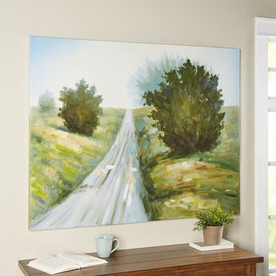 Country Road Canvas
