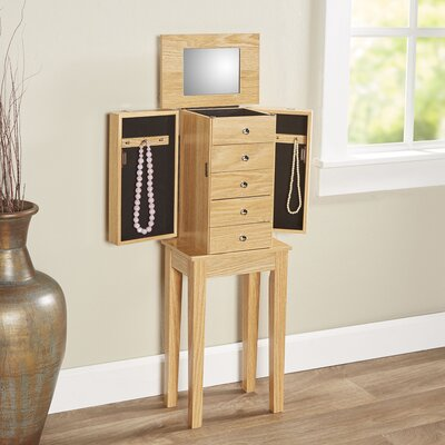 Ernest Jewelry Armoire