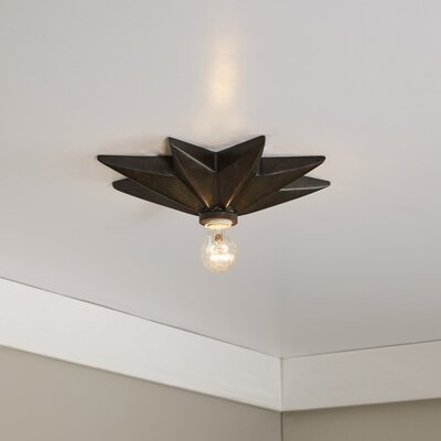 Star Semi Flush Mount