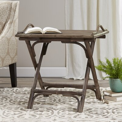 Monmouth Side Table Color: Vintage Grey