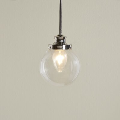 Wyndam Pendant Finish: Polished Nickel