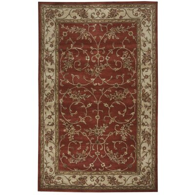 Wesley Tufted Wool Area Rug Rug Size: Rectangle 5 x 8