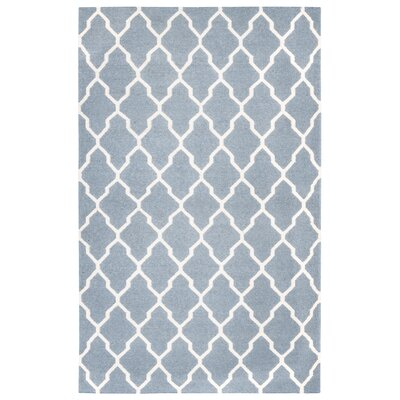Kingsley Sky Rug Rug Size: Rectangle 5 x 8