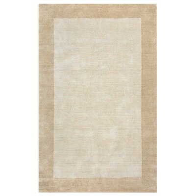 Abigail Natural Rug Rug Size: 5 x 8