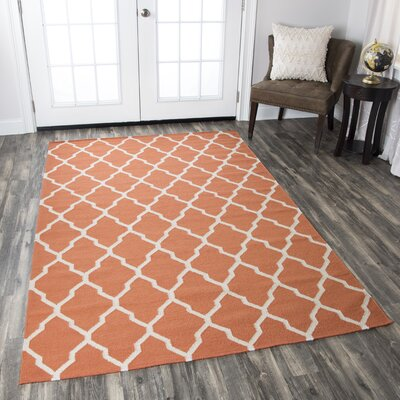 Kingsley Terra Rug Rug Size: Rectangle 8' x 10'