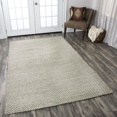 Olivia Gray Rug Rug Size: Rectangle 8 x 10