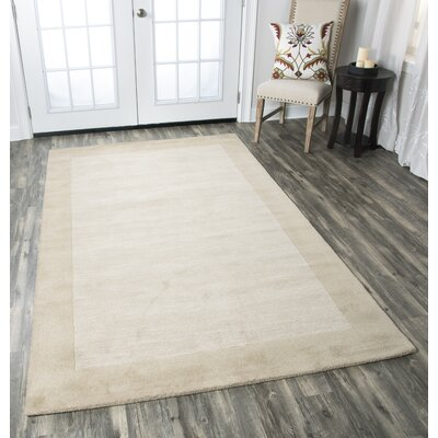 Abigail Natural Rug Rug Size: Rectangle 3 x 5