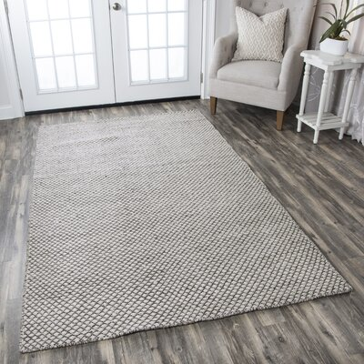 Olivia Mocha Rug Rug Size: Rectangle 9 x 12