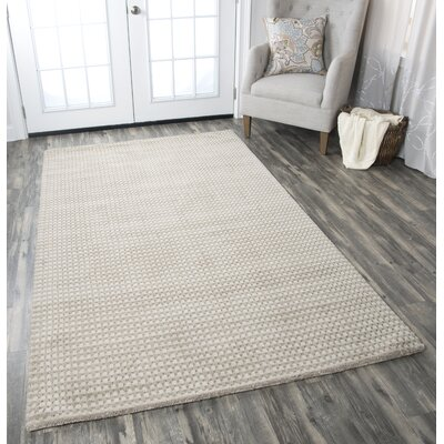 Zoe Natural Rug Rug Size: Runner 26 x 8