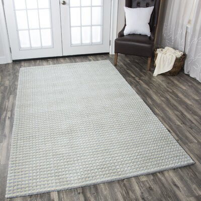 Zoe Sky Rug Rug Size: Rectangle 8 x 10