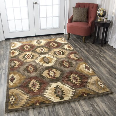Farrah Rug Rug Size: Rectangle 3 x 5