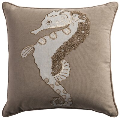 Lloyd Cotton Duck/Sheeting Throw Pillow