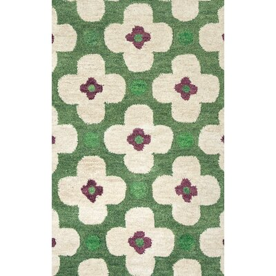 Matilda Fern Rug Rug Size: Rectangle 3 x 5
