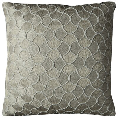 Neutral Waves Pillow Cover