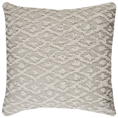 Diamond 100% Cotton Pillow Cover Color: Beige