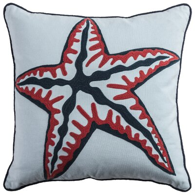Abstract Starfish Pillow Cover