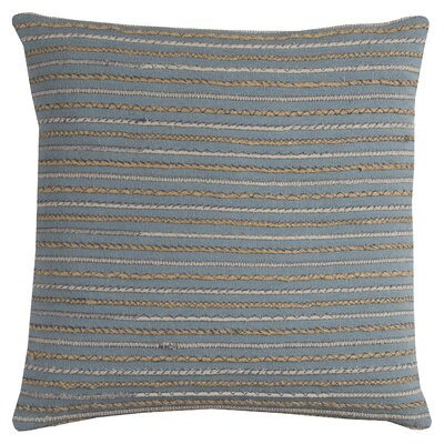 Folsom Pillow Cover Color: Green