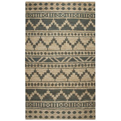 Rayna Hand-Woven Area Rug Rug Size: Rectangle 3 x 5