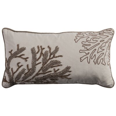 Neutral Coral Pillow Cover