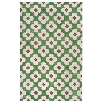 Matilda Fern Rug Rug Size: Rectangle 5 x 8