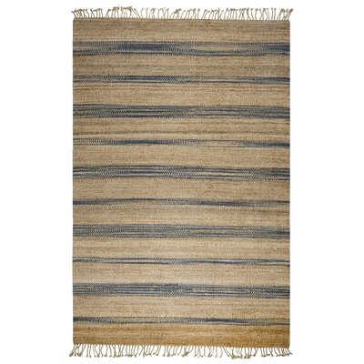 Robin Hand-Woven Natural Area Rug Size: Rectangle 5 x 8